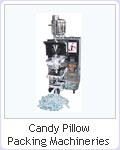 manufacturers of candy pillow packing machineries hyderabad, secunderabad, ap, india