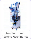 manufacturers of powders items packing machineries hyderabad, secunderabad, ap, india